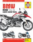 BMW R1200 2013-16 LC Twins Haynes Manual 6281